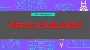 What is a plastic pallet?