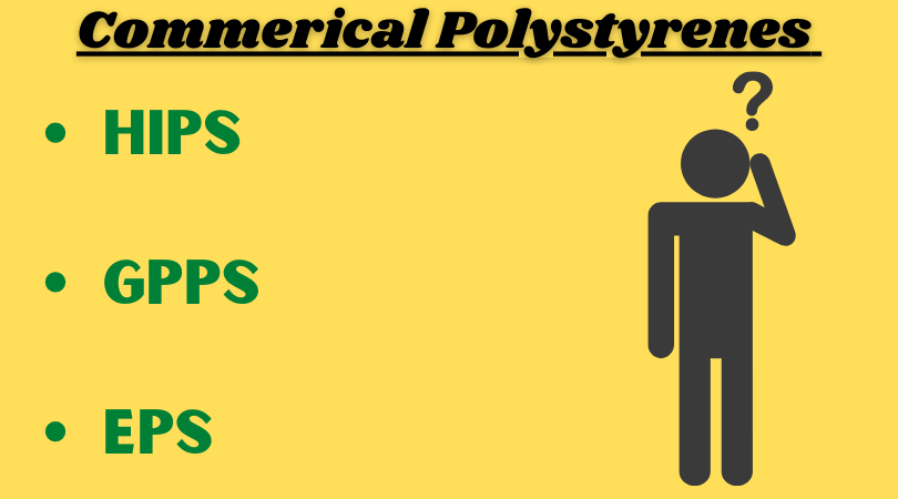 Commercial Polystyrenes